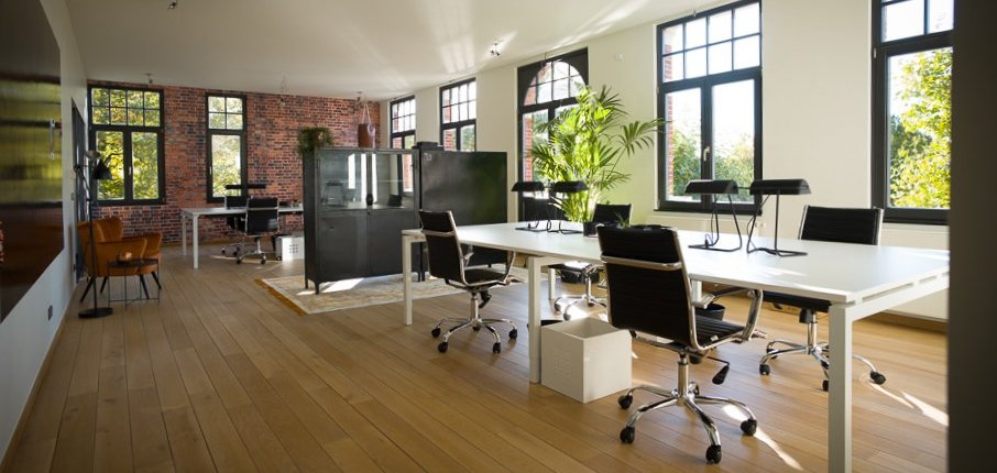 Industrial style loft offices - Re-imagine - interieurstyling - soul creator